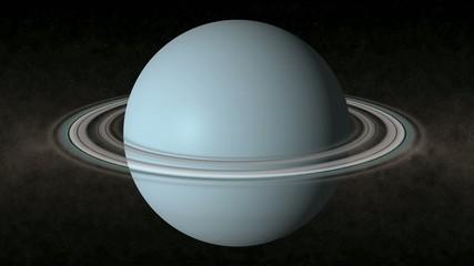 Planet Uranus - Urano