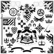 Big Heraldic set