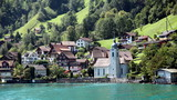 Bauen Lake Lucerne Switzerland