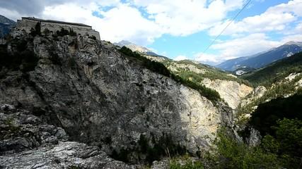 tyrolienne aventure  parcours via  ferrata