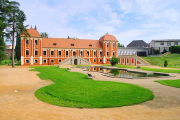 Ostrov Schloss - Ostrov palace 03
