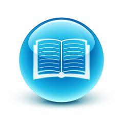icône livre / book icon