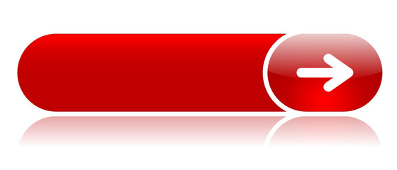 RED WEB BUTTON (vector template gel internet arrow click here)