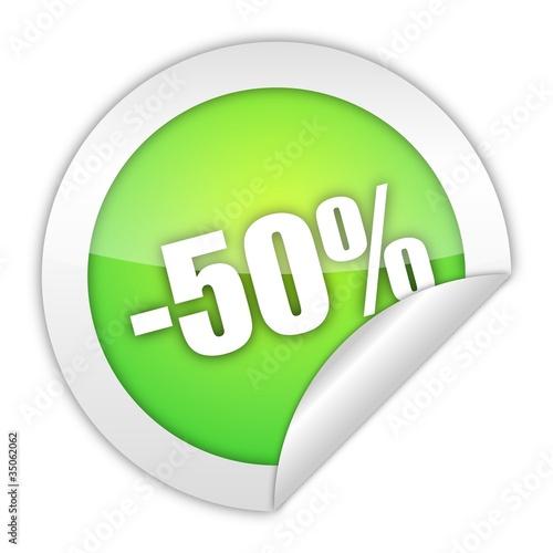 button aufgedreht -50% 1