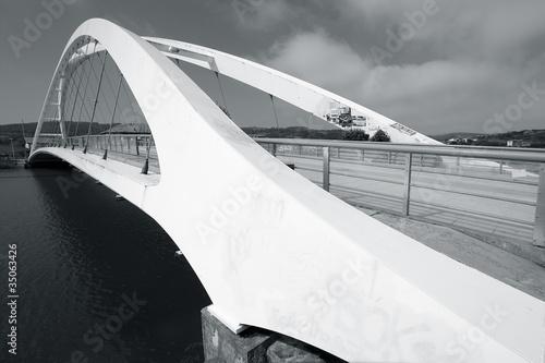 Puente de Plentzia, Bizkaia, País Vasco, España