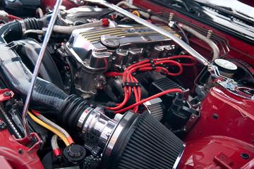 4-cylinder engine