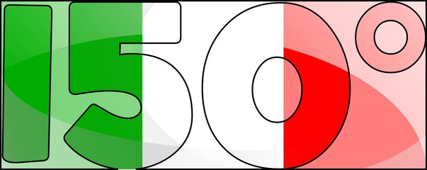 150° Anniversario Italia