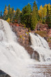 autumn, middle gooseberry falls