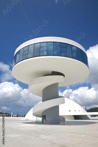 public cultural center building