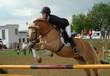 ponny show jumping