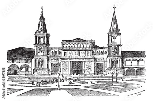 Cathedral of Guayaquil or Cathedral of Saint Peter[, Ecuador