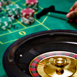 Playing roulette with a moving roulette