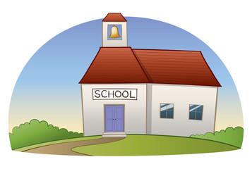 Vector School Building