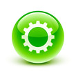 icône engrenage / gears icon