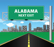 next exit - Alabama