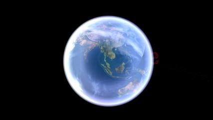 Saldi intorno al mondo