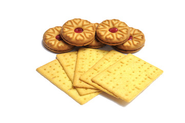 Biscuits Round and Square