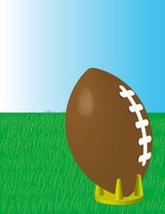 American Football on Tee