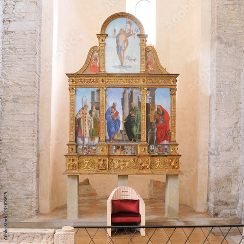 The Polyptych of Aquileia - 35108625