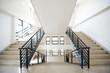 Leinwanddruck Bild - modern stairs