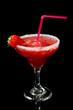 cocktail alla fragola