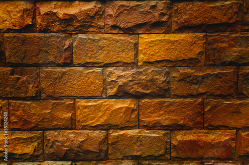 old wall brick