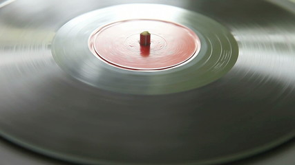 old 78 rpm record