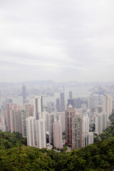 cityview of hongkong
