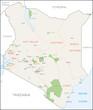 Kenia Nationalpark