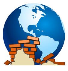 Earth and earth quake