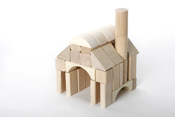 Bauklötze / Haus