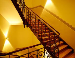 Treppenhaus Altlbau