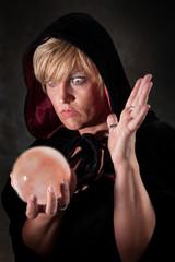 Female Fortune Teller