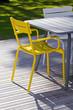 Le mobilier de jardin