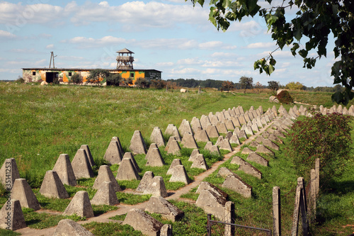 The Miedzyrzecz Fortification Region - MRU at Pniewo, Poland - 35141253