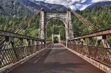 Stahlbrücke #2