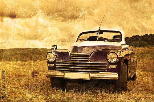 samochod-retro