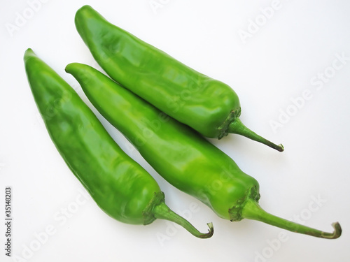 Hatch Green Chiles II