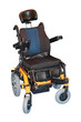 A Brand New Modern Motorised Disability Wheelchair.