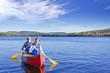 Family canoe trip - 35153216