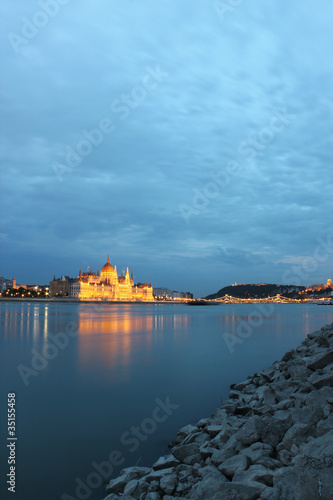 Danube and The Blue Hour