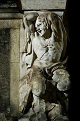 satyr statue Dresden