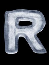 Eis Buchstabe R