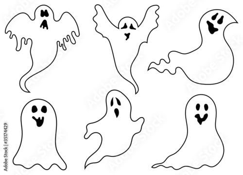 Bilder Halloween Geister