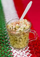 Mexican Esquite Corn Dish