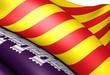 Flag of Majorca