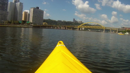 Pittsburgh Kayaking