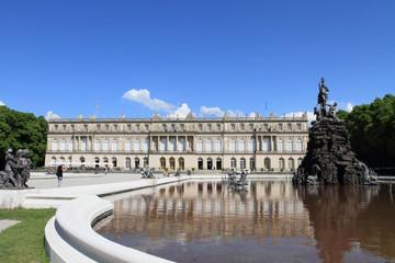 Herrenchiemsee palace, imitation of Versailles, Germany