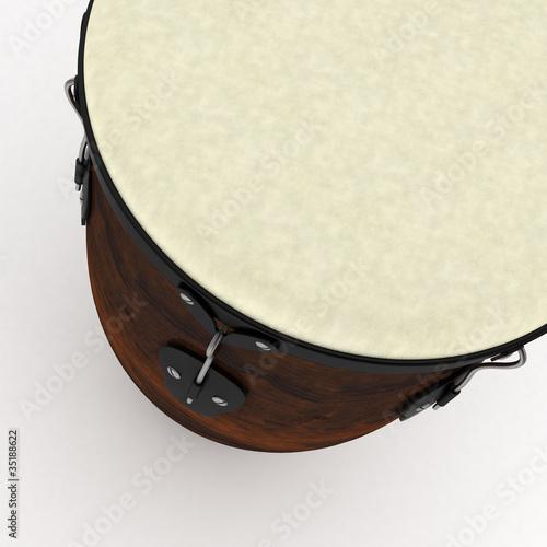 Leinwanddruck Bild Conga drum