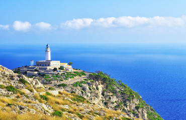 lighthouse on cape formentor